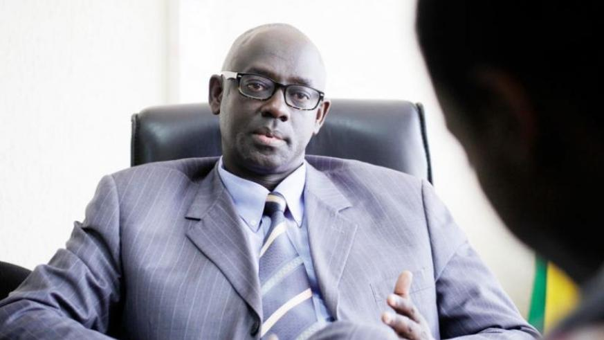 Justice minister Johnston Busingye. (File)