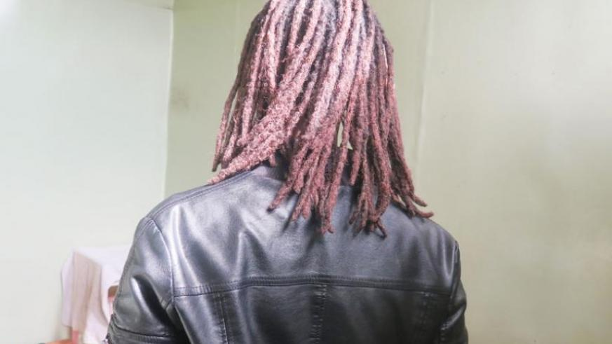 Dreadlocks require regular care and attention if they are to look good. (L. Atieno)
