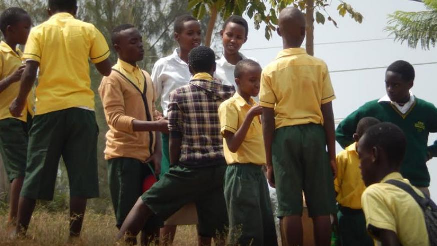 Others say students from single -sex schools usually find difficulties in interacting with members of the opposite sex.  (Solomon Asaba)