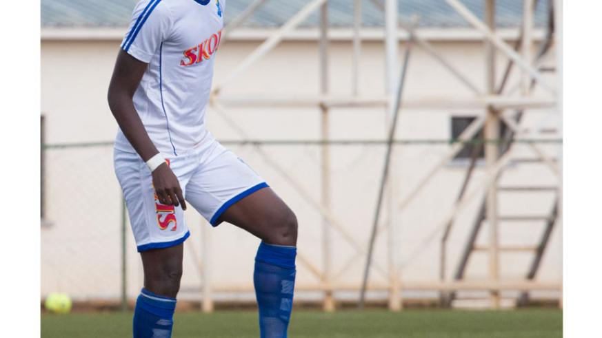 Usengimana is keen on extending his stay with Rayon Sports when his contract runs out.