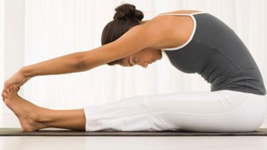 Some yoga exercises are good for people with chronic sinusitis