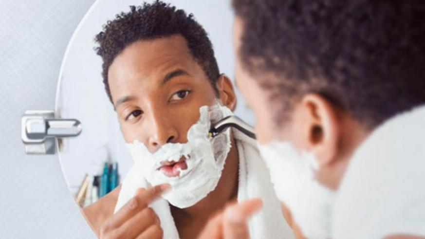 Doctors encourage regular shaving as one of the ways to prevent body odour. (Net photo)
