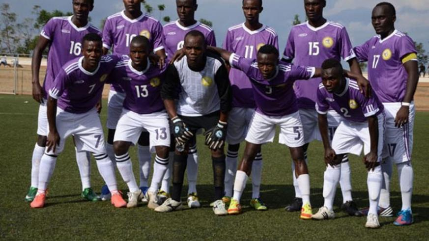 Promoted Sunrise FC (R) had a memorable first season in the National Football League. (File)