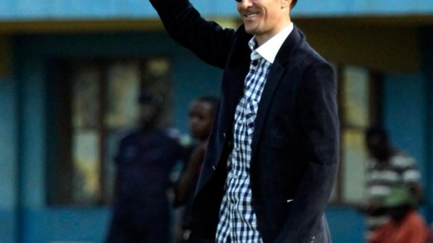 Former Amavubi coach Micho is keen on registering victory when he makes his first return to Kigali in a competitive game. (File)