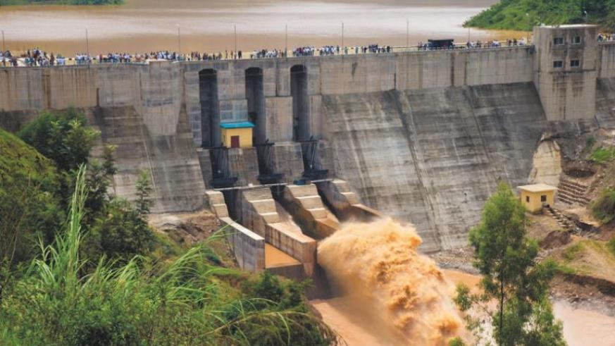 Nyabarongo I hydro-power plant in this November 25, 2014 picture. The Government has signed a deal with Sinohydro to enable the Chinese firm draft a proposal to construct Nyabarongo II power plant. (Timothy Kisambira)