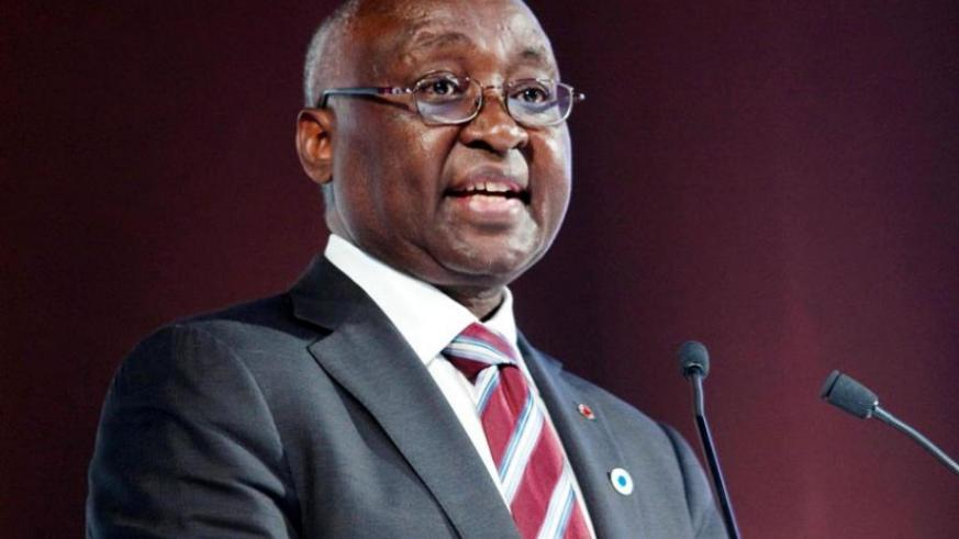 Dr Donald Kaberuka, who has been at helm of the African Development Bank (AfDB) since 2005, will be replaced today. (Timothy Kisambira)