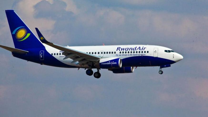 RwandAir now flies to Libreville in Gabon and its service will be crucial to ECCAS. (Timothy Kisambira)
