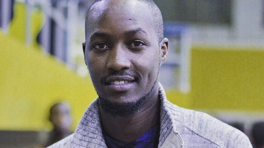Nkotanyi says that his passion for painting started from an early age.