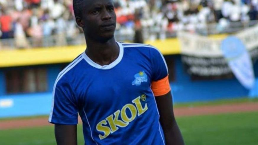 Usengimana has completed his transfer from Rayon Sports to APR on a two-year deal. (File)