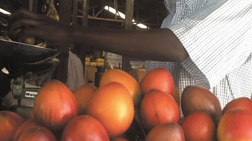 Most of the agro-produce that goes to waste could be saved through processing. (File)