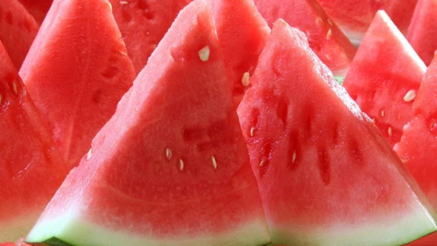 Watermelon is a good example of alkaline forming foods.
