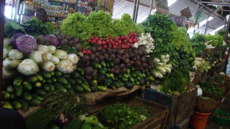 Horticulture sector stakeholders and NAEB are in new push to boost exports. / (P. Tumwebaze)