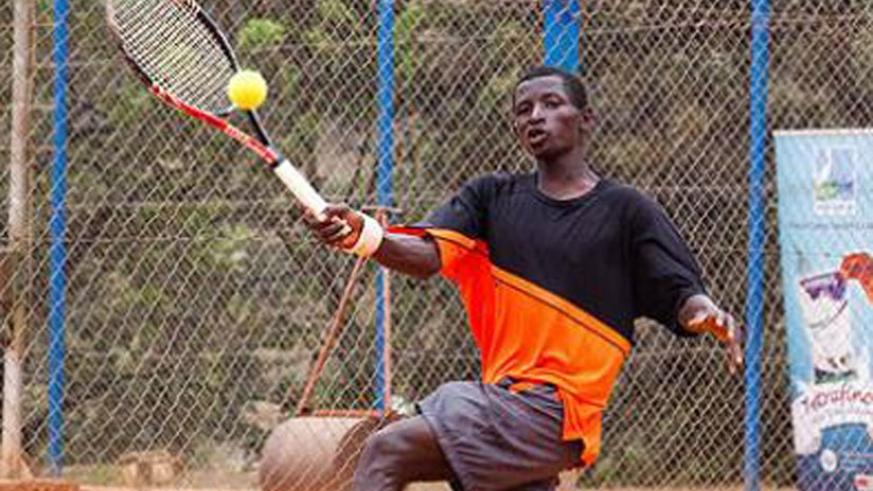 Ernest Habiyambere will compete at the upcoming Youth Commonwealth Games in Samoa. (Sam Ngendahimana)