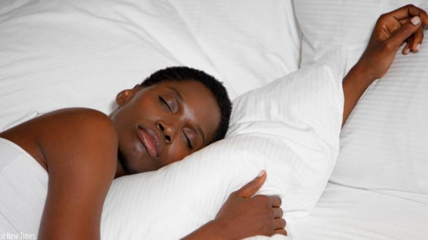 Getting quality sleep and feeling refreshed upon awakening is arguably more important than any other determinant of health. (Net photo)