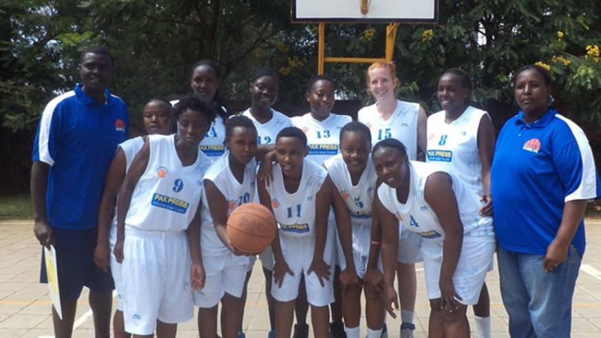 Ubumwe won the women's league title in their second season last year.