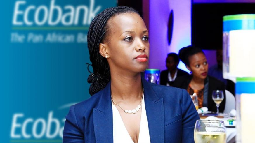 Patience Mutesi is Head of Corporate Banking for Ecobank Group's East African Community Cluster. (Courtesy)