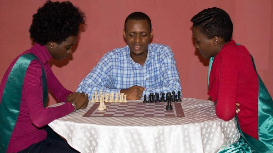 The first Miss Earth Rwanda beauty pageant had chess lessons included in its bootcamp as the organisers and Rwanda Chess Federation (FERWADE) mulled a move to spread the love for the game.