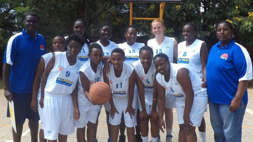 Ubumwe BC won the local women's league in 2014 and finished second to APR last season. (File)