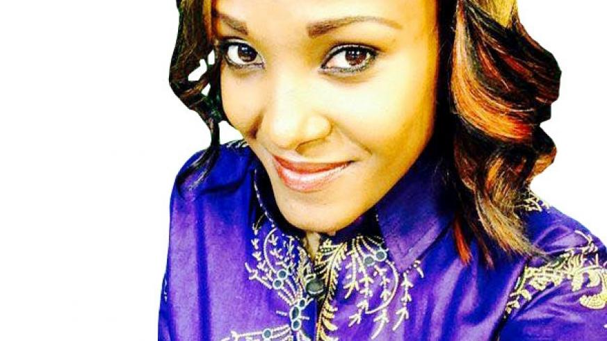 """Fiona Mbabazi's career started on a kid's show in Kenya called """"Mix them, Gather them""""."""