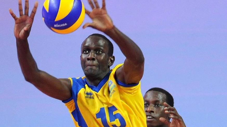 Murangwa made his All African Games debut in Congo Brazzaville. (File)