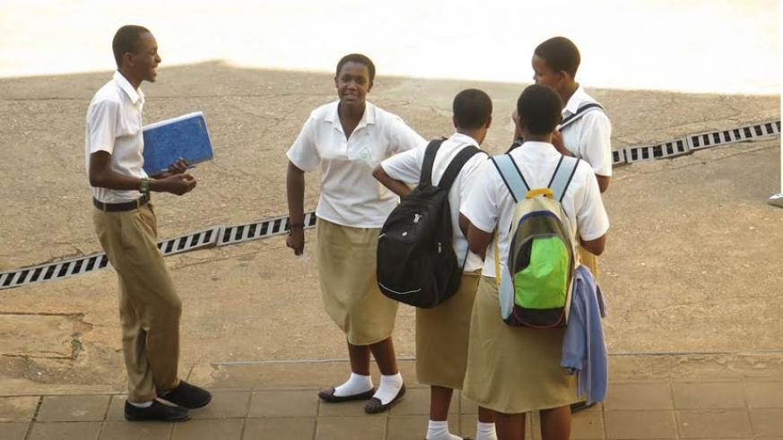According to the Rwanda constitution, every child is entitled to education. / (Solomon Asaba)