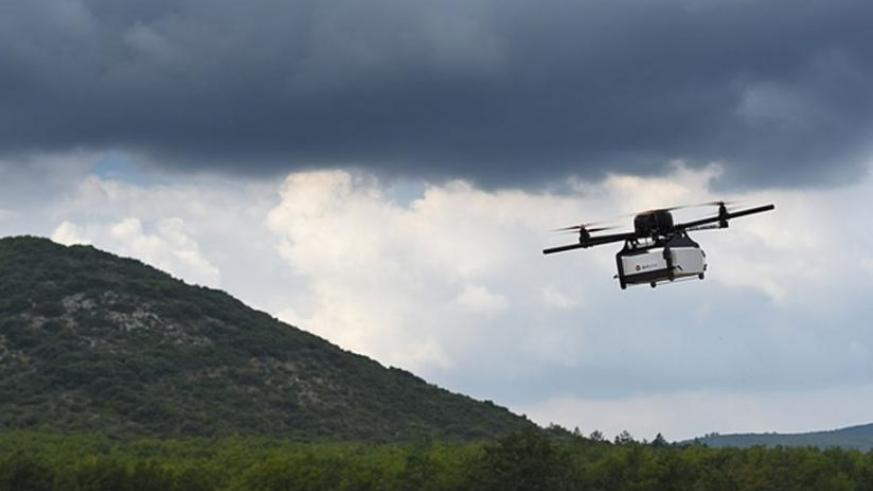 Rwanda is set to host the world's first airport for drones, with plans already underway to construct the 'droneport' in Musanze. (Net photo)