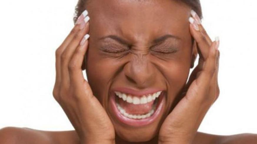 Stress, depression, anxiety and hunger can trigger migraine.