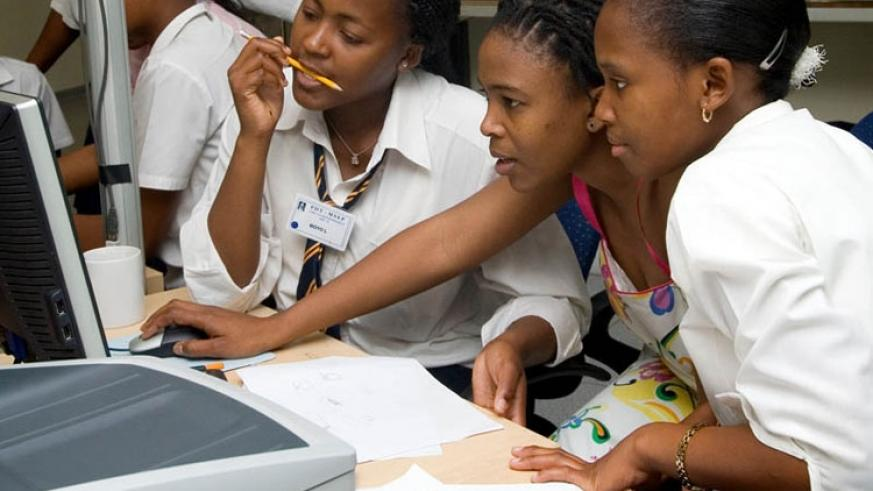 Girls should be encouraged to take up careers in ICT. (Net photo)