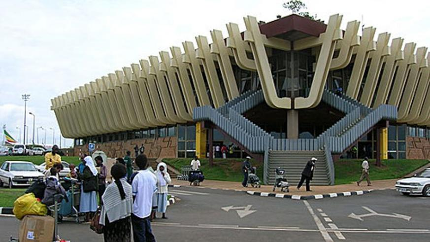Kigali International Airport was ranked 5th in Africa. (Net)