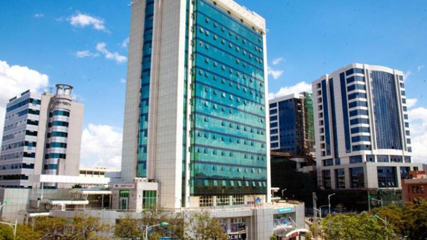 Kigali's skyline has remarkably changed over the last two decades. (Timothy Kisambira)