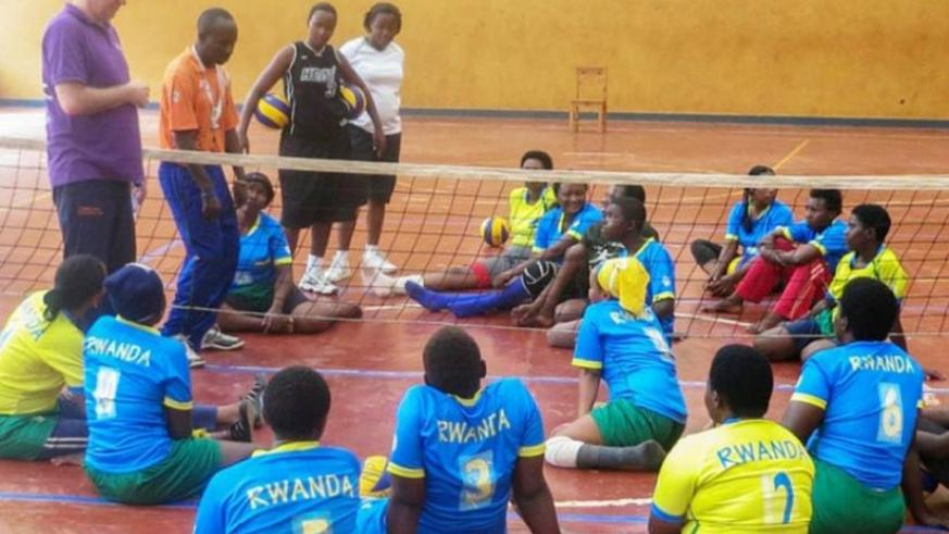 Rwanda national women's sitting volleyball team departed for Slovakia last night aboard Turkish Airlines for a ten-day training camp. While there, the team will also play several friendly matches.