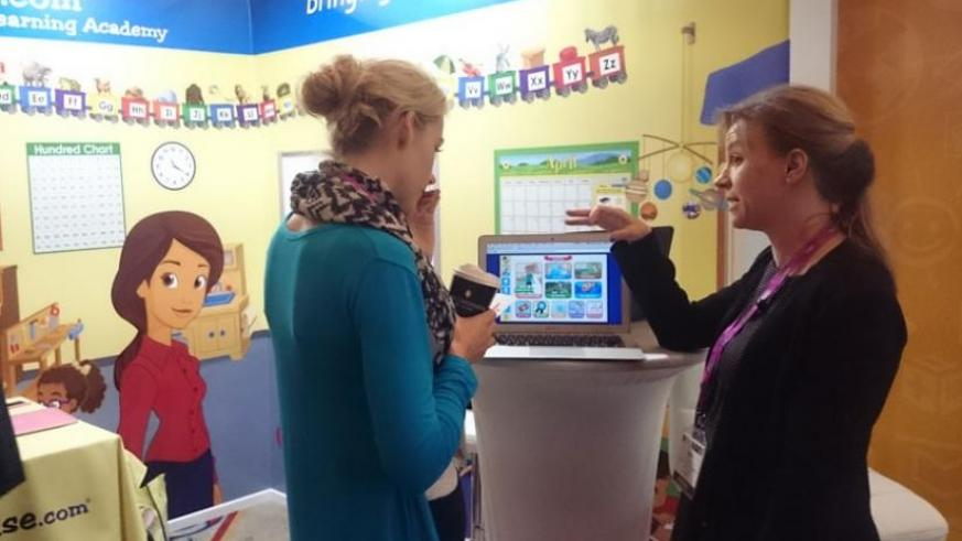 An expert explains how technology can be used in the day-to-day instruction in a classroom. This was at the inaugural BETT Leadership Forum for Africa and the Middle East in Abu Dh....