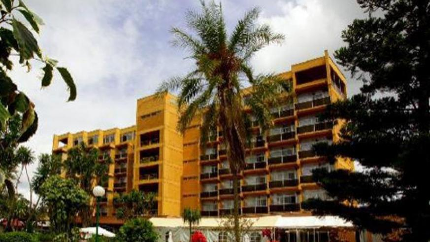 Umubano Hotel is one of the big hotels in Kigali. The Rwanda hospitality sector has boosted tourism receipts. (File)