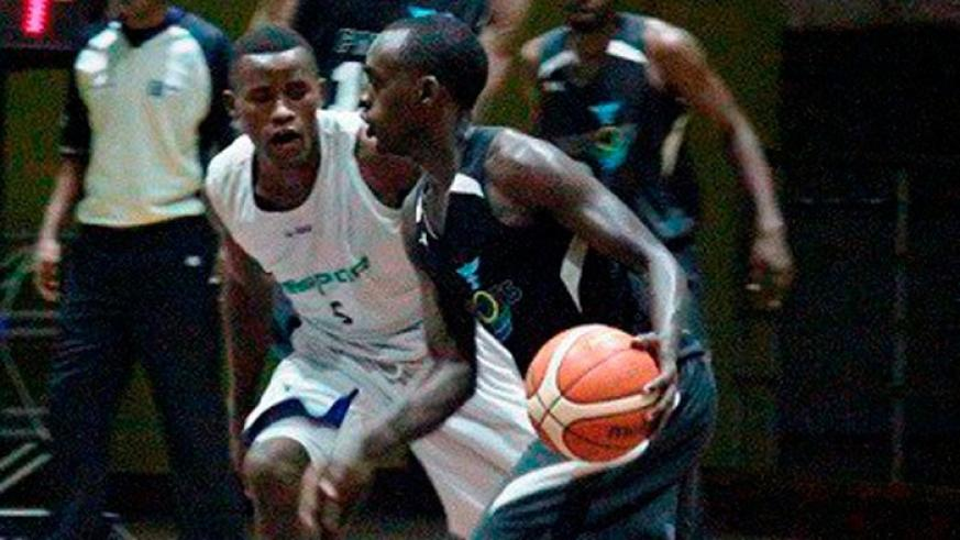 Mugabe, (with the ball) has appealed to his teammates to take Friday evening's game against APR seriously. (File)