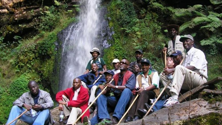 Few Rwandans visit national parks or other tourist attraction sites across the country. (File)