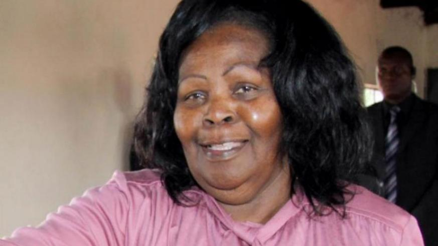 Lucy Kibaki died at the Bupa Cromwell Hospital in London early Tuesday morning (Net photo)