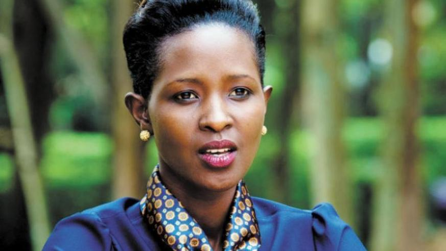 Kamanzi was moved back to the National Women Council, as Executive Secretary (File)