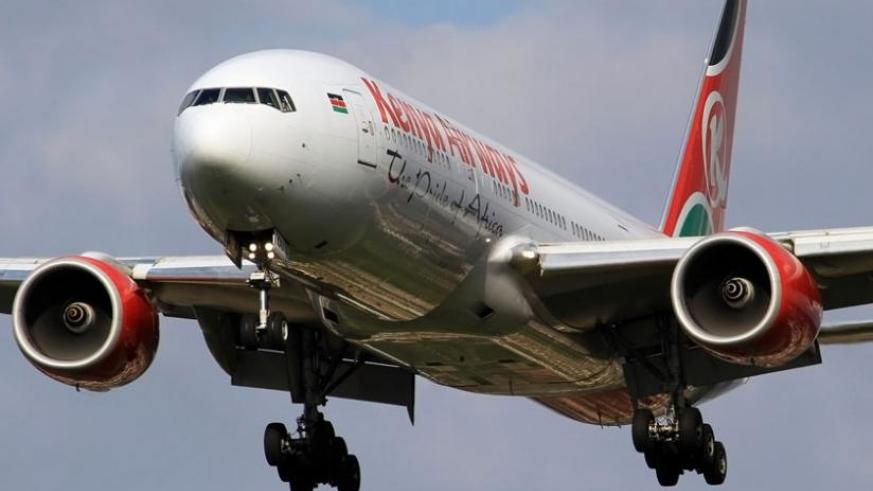 Kenya Airways' pilots called off their strike late Thursday night following a day-long crisis meeting with the Transport cabinet secretary James Macharia. (Net photo)