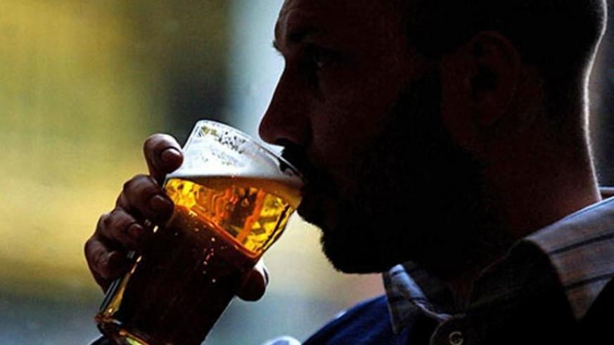 Drinking in small quantity is recommended to overcome withdrawal symptoms. (Net photo)