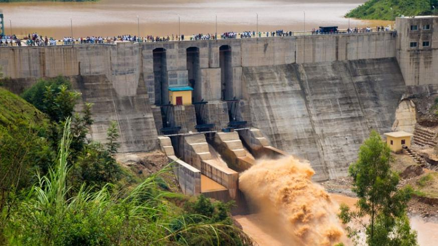 Nyabarongo I hydro-power is part of several plants that produce 156 megawatts. The government is working towards producing 563 megawatts by 2018, which is in line with its vision o....