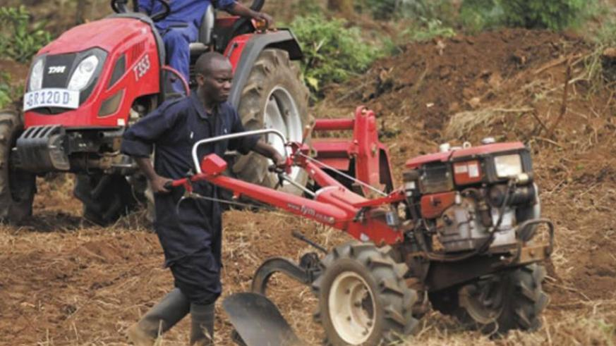 Agriculture mechanisation is one of the strategies aimed at improving the sector's performance, as well as changing lives of smallholder farmers across the country. (File)