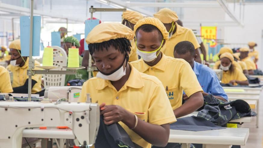 How a clothing company is promoting 'Made in Rwanda' | The
