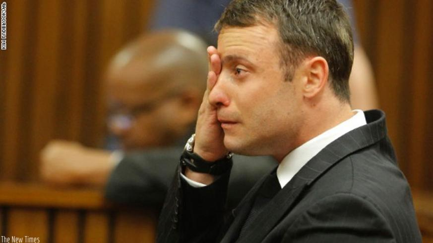 "Prosecution says Oscar Pistorius' six-year murder sentence was ""shockingly lenient"""