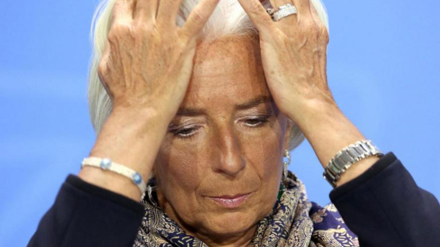 IMF head Christine Madeleine Odette Lagarde (Net photo)