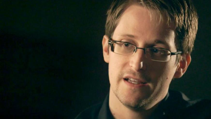 Edward Snowden. / Internet photo
