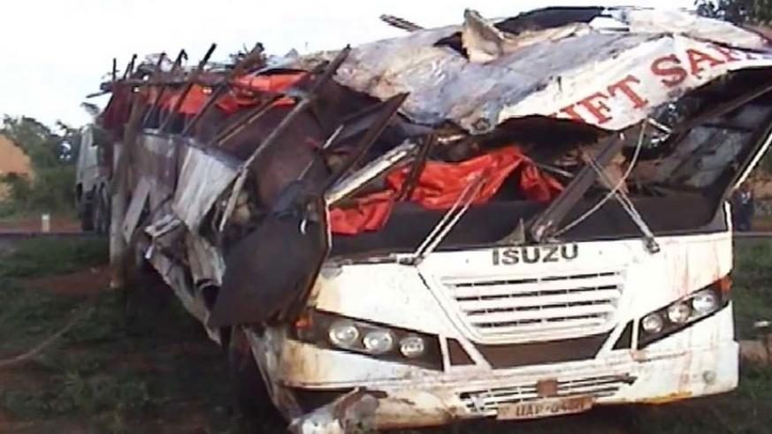 The Masaka-Kampala road has claimed lives of many people. / Courtsey