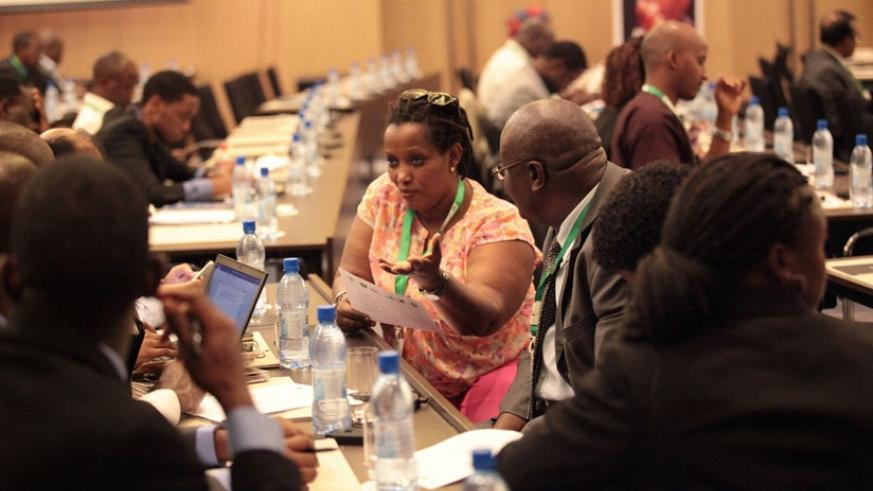 200 delegates from 35 countries across the globe attended the conference.