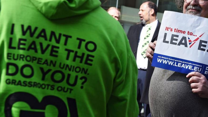 Britain voted to exit the European Union in June. (Net photo)