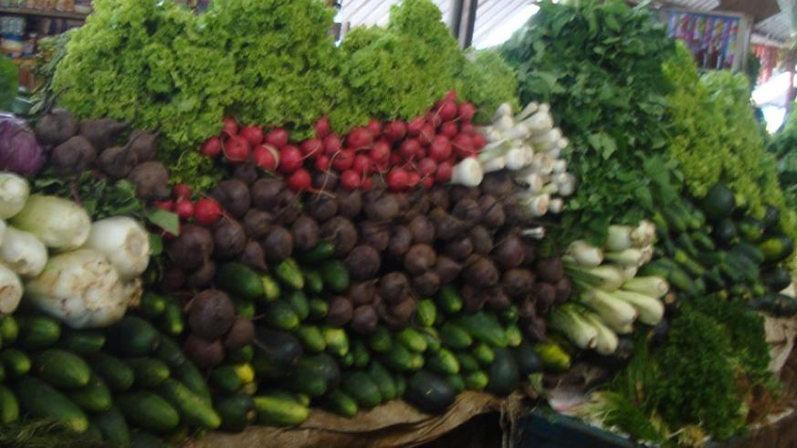 Government is promoting horticulture to diversify its exports base. / File.