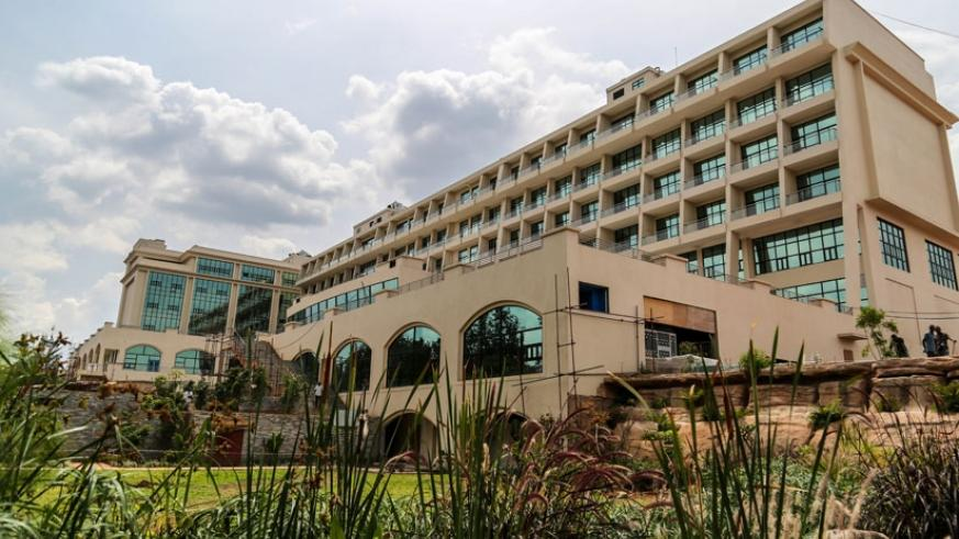 Marriott is one of the hotel brands that opened doors in Kigali. (File photo)